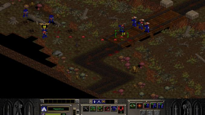 Warhammer 40,000: Chaos Gate Screenshot 3