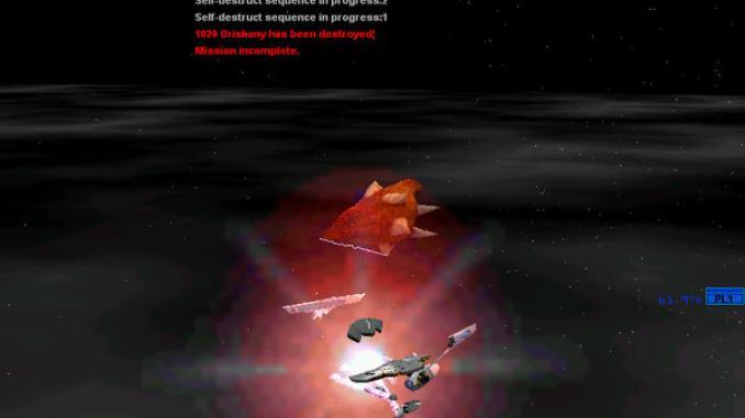 Star Trek: Starfleet Command Gold Edition screenshot 3