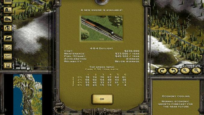 Railroad Tycoon 2 Platinum screenshot 3