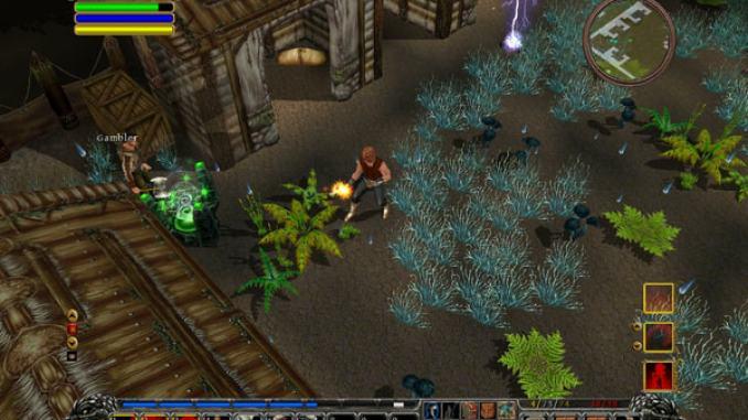 Din's Curse + Demon War screenshot 2