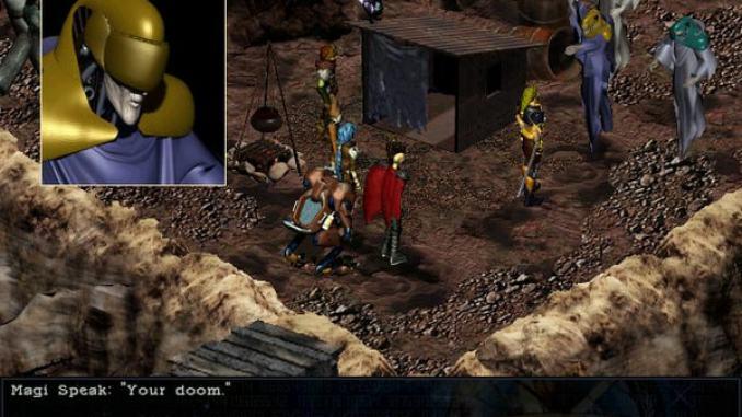 Septerra Core: Legacy of the Creator screenshot 2