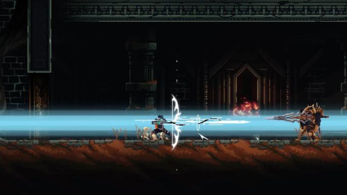 Death's Gambit screenshot 2