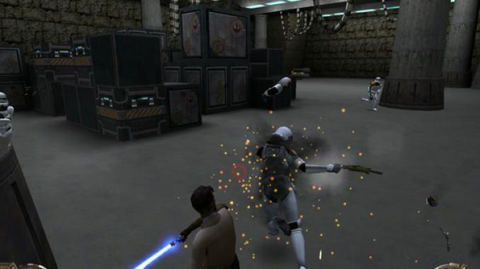 Star Wars: Jedi Knight II - Jedi Outcast screenshot 2
