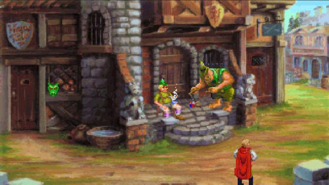 Quest for Glory 1-5 screenshot 3