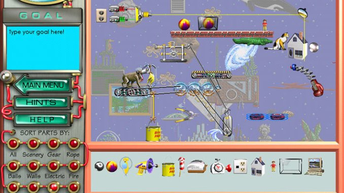 The Incredible Machine Mega Pack screenshot 1