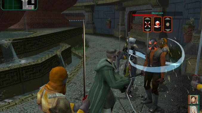 Star Wars Knights of the Old Republic II: The Sith Lords screenshot 1