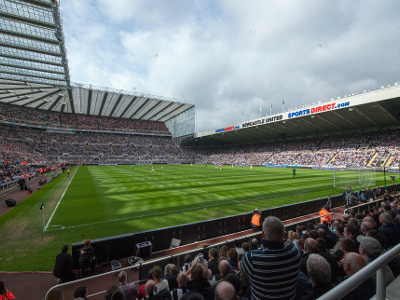 Where's the best place to enjoy america's past time? 20% off Newcastle Stadium Tour Voucher   Smartsave
