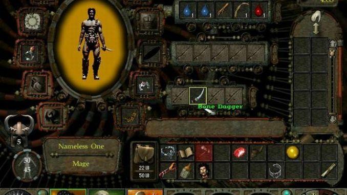 Planescape: Torment screenshot 1