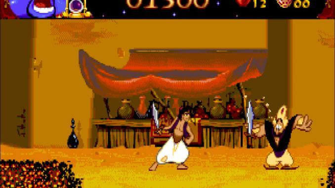 Disney Aladdin screenshot 1