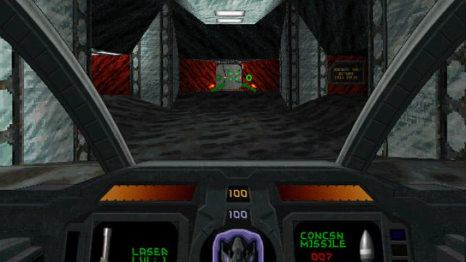 Descent 1 + 2 screenshot 2