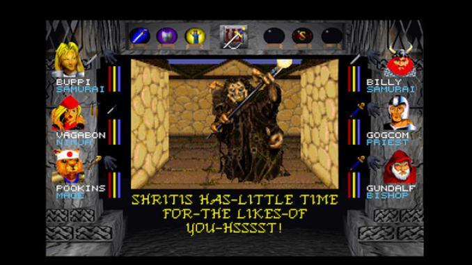 Wizardry 6+7 screenshot 1