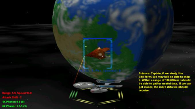 Star Trek: Starfleet Command Gold Edition screenshot 2