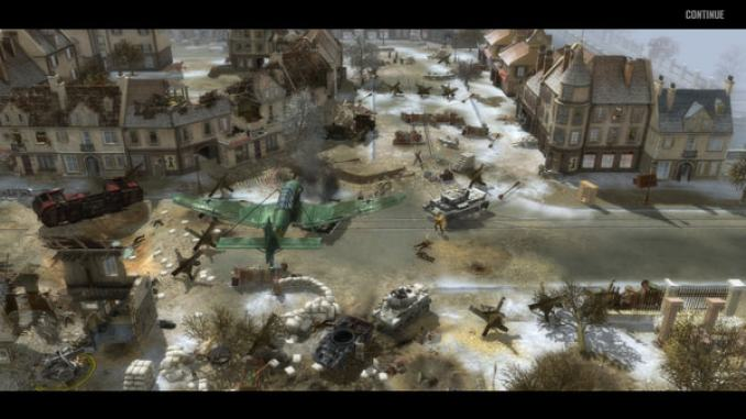 Faces of War screenshot 1