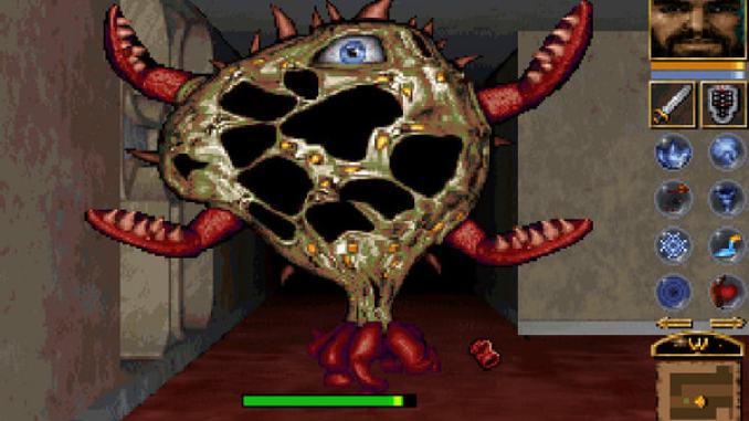 Anvil of Dawn screenshot 1