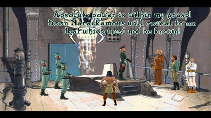 Call Of Cthulhu: Prisoner Of Ice screenshot 1