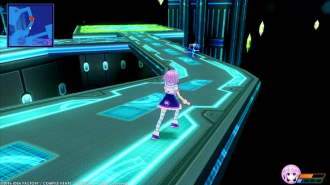 Hyperdimension Neptunia Re;Birth2 V Generation screenshot 2