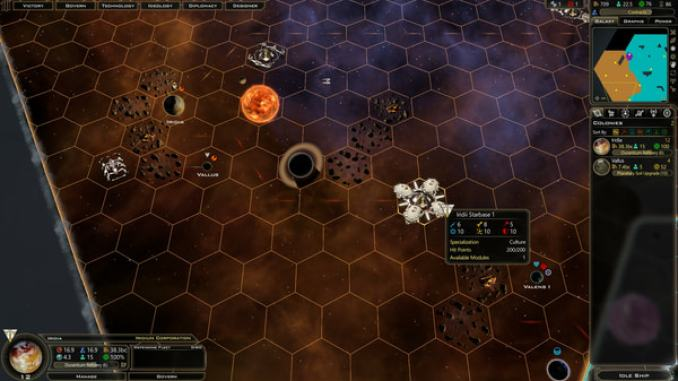 Galactic Civilizations III + 5 DLC screenshot 3