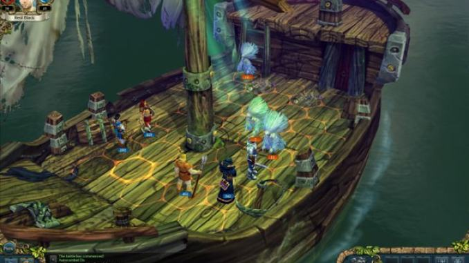 King's Bounty: The Legend screenshot 2