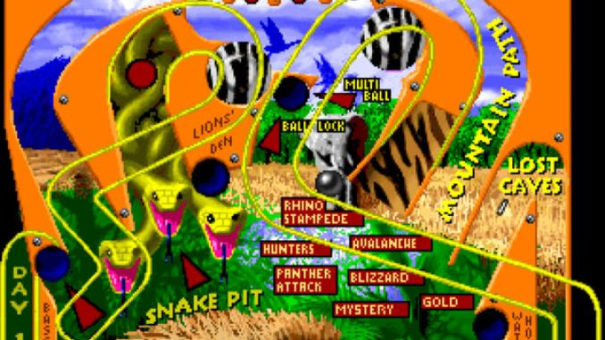 Epic Pinball: The Complete Collection screenshot 1