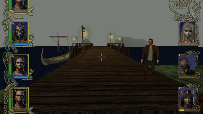 Might and Magic 9 screenshot 1