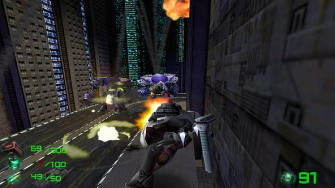 Slave Zero screenshot 2