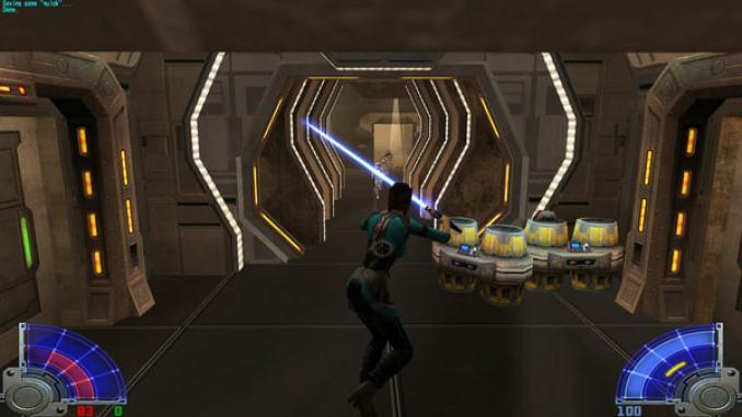 Star Wars: Jedi Knight - Jedi Academy screenshot 2