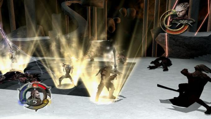 Forgotten Realms: Demon Stone screenshot 2