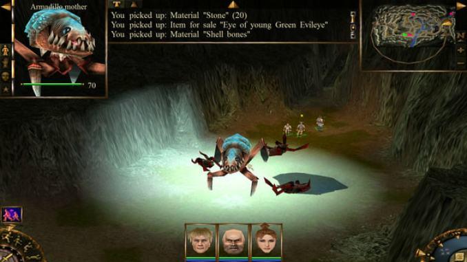 Evil Islands screenshot 3