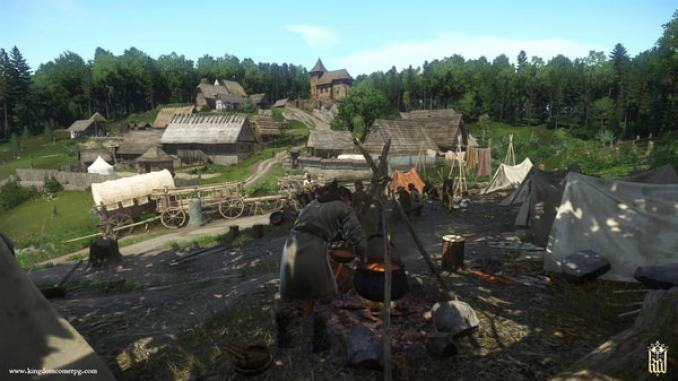 Kingdom Come: Deliverance - From the Ashes screenshot 1