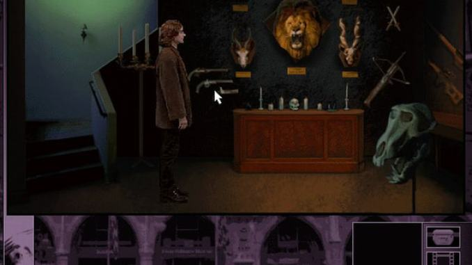 Gabriel Knight 2: The Beast Within screenshot 3