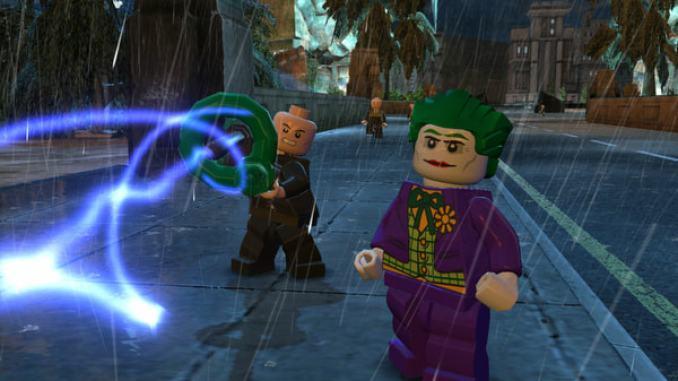 LEGO Batman 2 DC Super Heroes screenshot 1