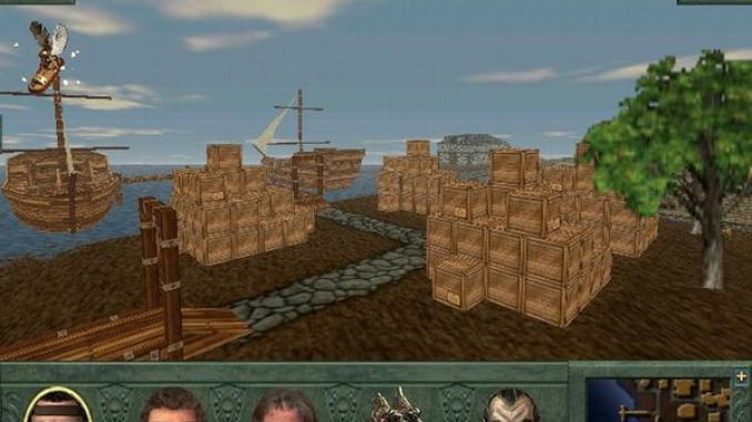 Might and Magic 8: Day of the Destroyer screenshot 3