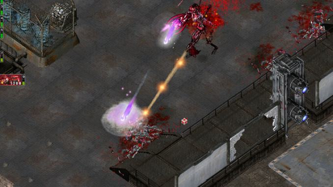 Zombie Shooter screenshot 1
