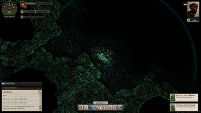 Sunless Sea: Zubmariner screenshot 1