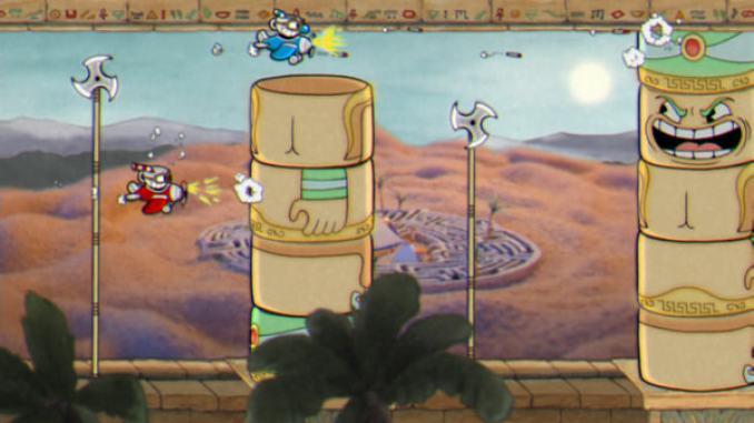 Cuphead screenshot 2
