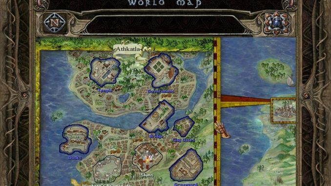 Baldur's Gate 2 Complete screenshot 2