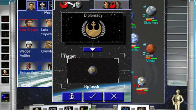 Star Wars: Rebellion screenshot 2