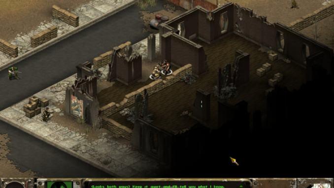 Fallout Tactics screenshot 3