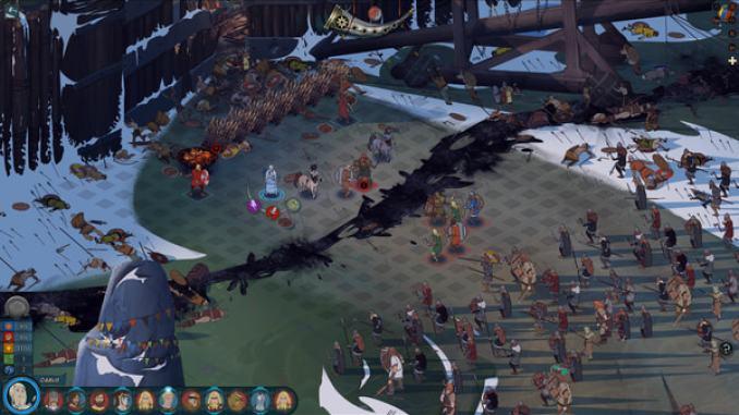 The Banner Saga 3 screenshot 2