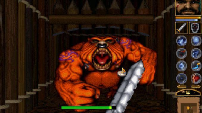 Anvil of Dawn screenshot 3