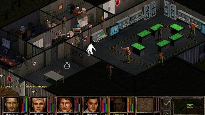Jagged Alliance 2 screenshot 2