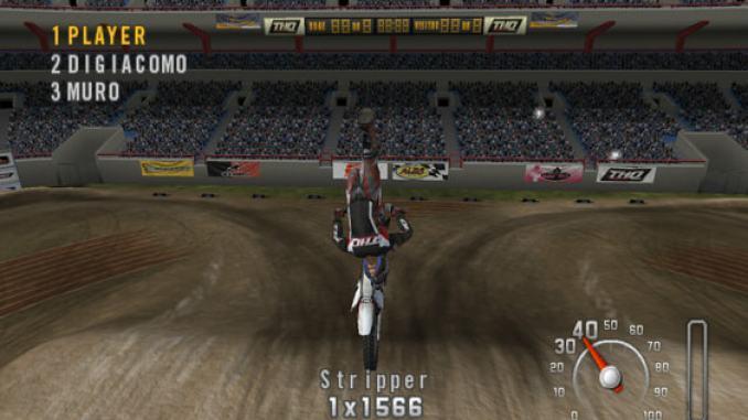 MX vs. ATV Unleashed screenshot 1