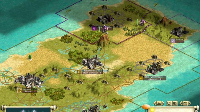 Sid Meier's Civilization III Complete screenshot 2