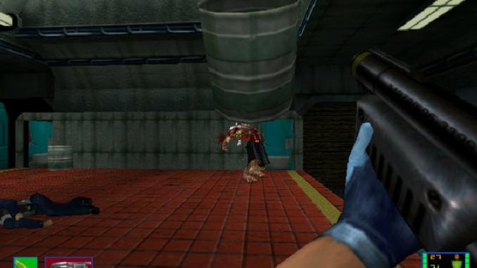 SiN Gold screenshot 1