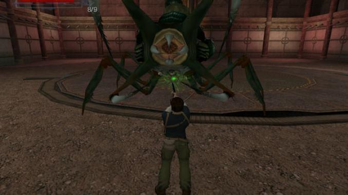 Tomb Raider: The Angel of Darkness screenshot 2