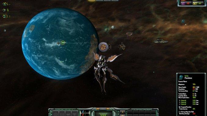 Sins of a Solar Empire: Rebellion Ultimate Edition screenshot 1