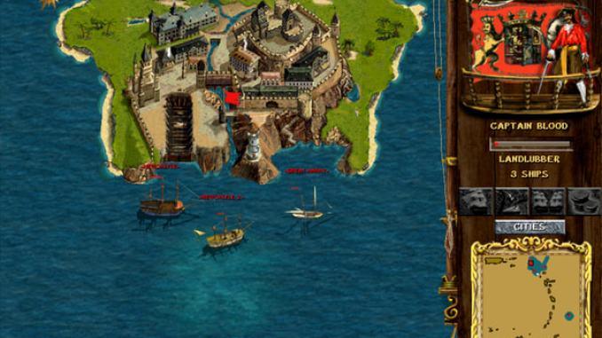Corsairs Gold screenshot 3