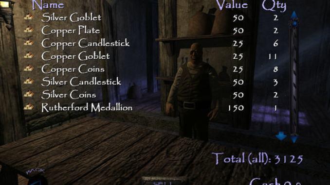 Thief: Deadly Shadows screenshot 1