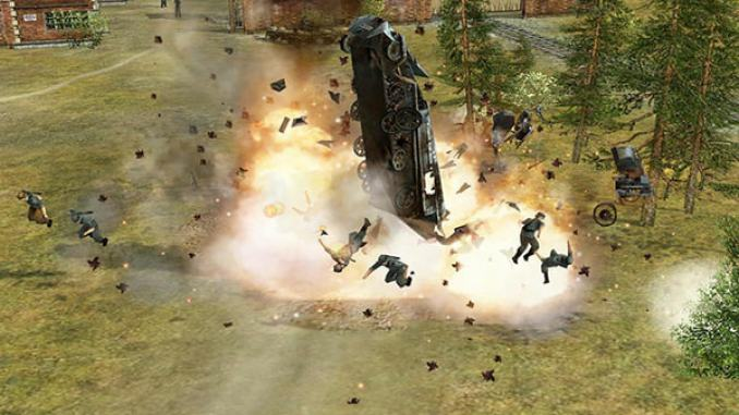 Soldiers: Heroes of World War II screenshot 3