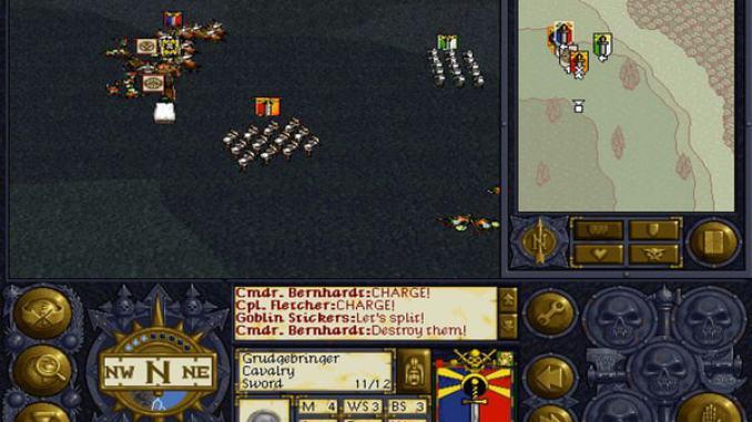 Warhammer: Shadow of the Horned Rat screenshot 1